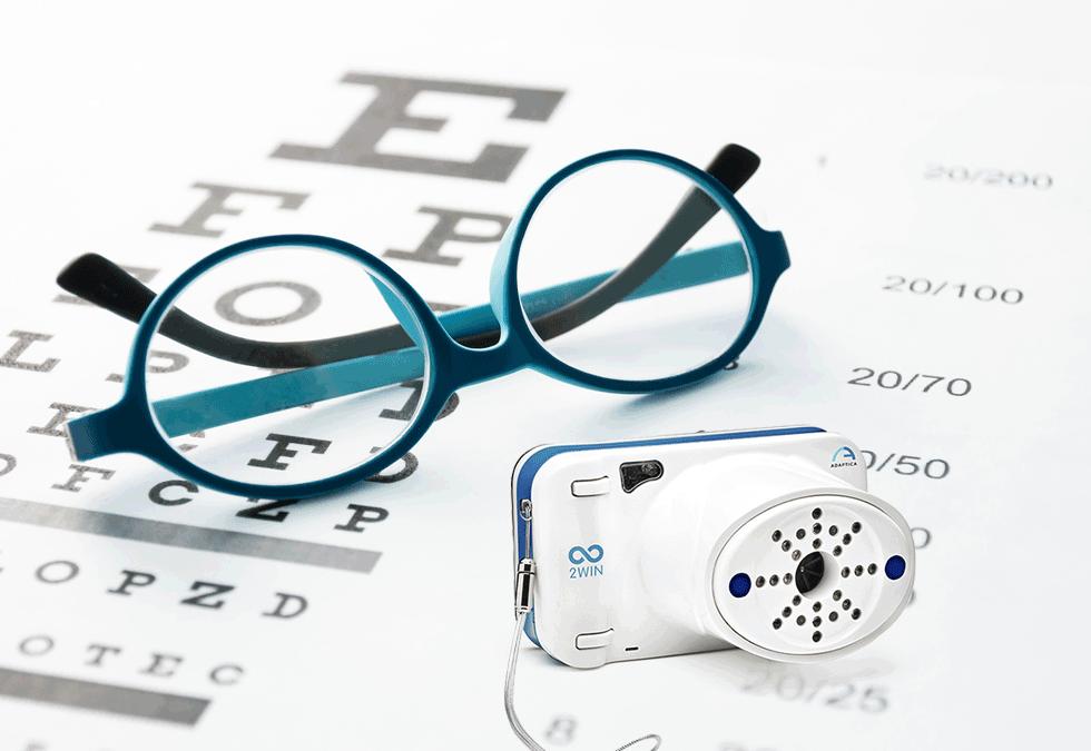 Controllo della vista computerizzato
