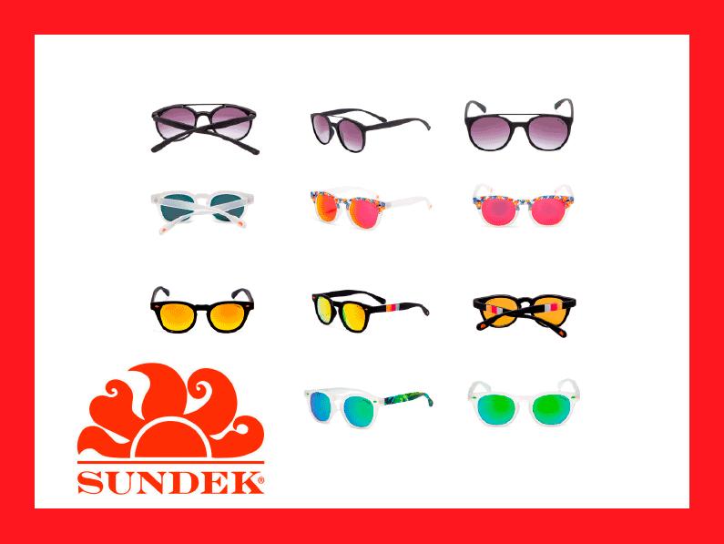 Sundek sunglasses SS 2016